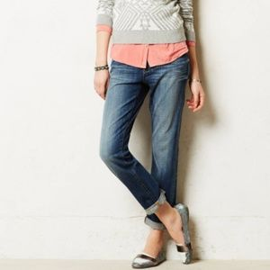 Anthropologie Pilcro Hyphen relaxed jeans